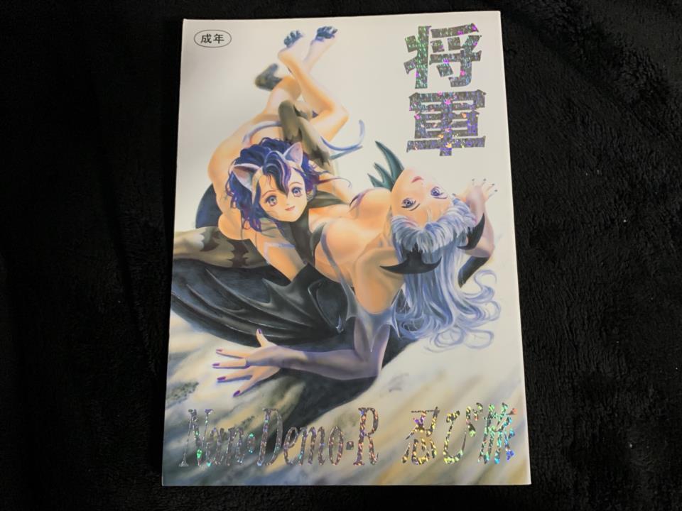 Shogun Nan-Demo-R (Japan)