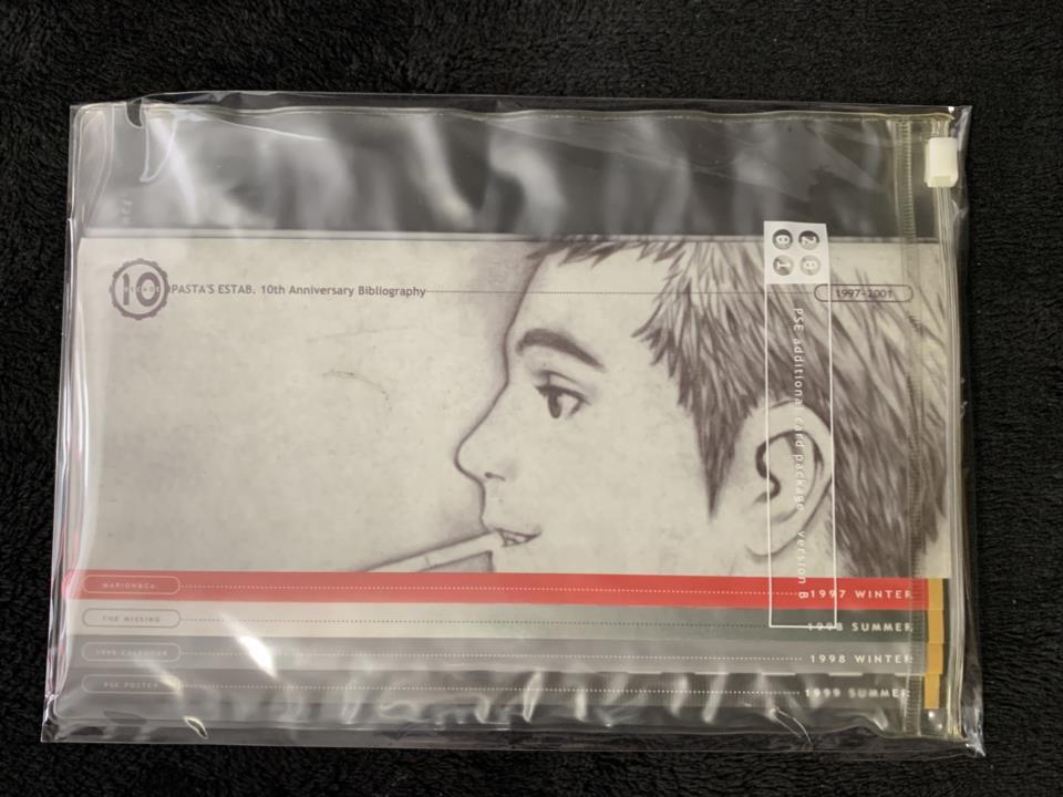 PASTA'S ESTAB. 10th Anniversary Bibliography (Japan)