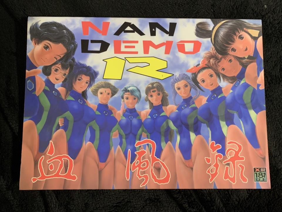 NAN DEMO R Keppuroku (Japan)
