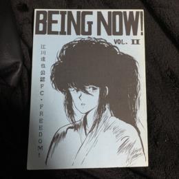 BEING NOW! Volume II (Japan)