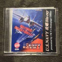 U.S. NAVY Strategy Blu-ray (Japan) by TKY'S Homepage Offline