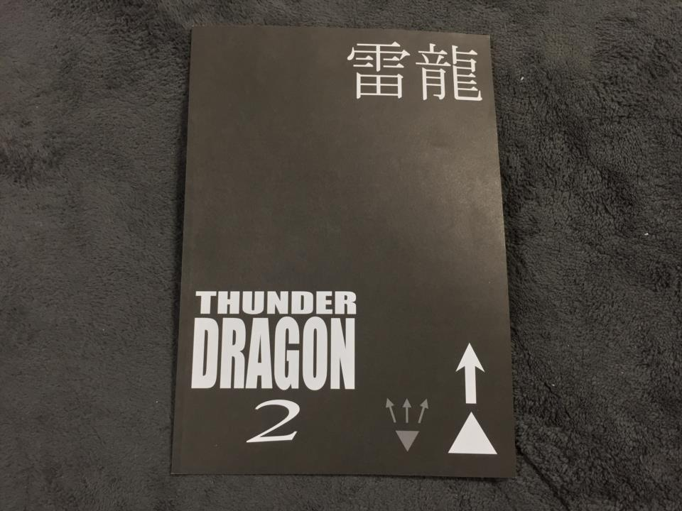 THUNDER DRAGON 2 (Japan)
