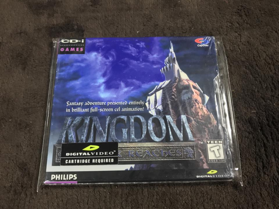KINGDOM: THE FAR REACHES (US) by CapDisc