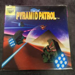 PYRAMID PATROL (Japan) by TAITO