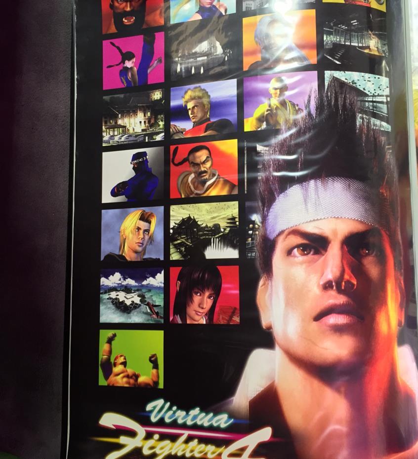 Virtua Fighter 4 Arcade (Japan)