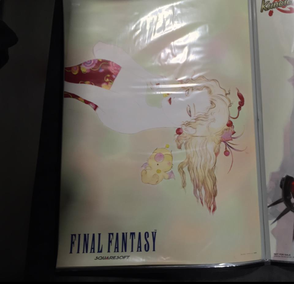 FINAL FANTASY VI Tina Bradford (Japan)