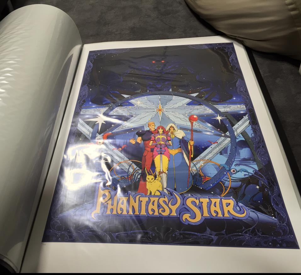 Phantasy Star COOK & BECKER (EU)
