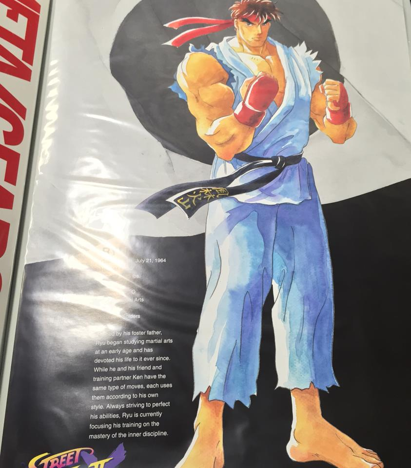 SUPER STREET FIGHTER II X BANPRESTO Ryu (Japan)