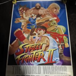 STREET FIGHTER II Arcade (Japan)