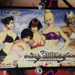 Virtua Fighter 5 FINAL SHOWDOWN Arcade Girls (Japan)