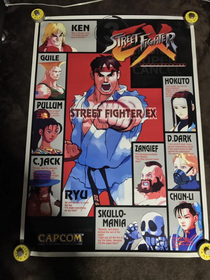 STREET FIGHTER EX Arcade (Japan)