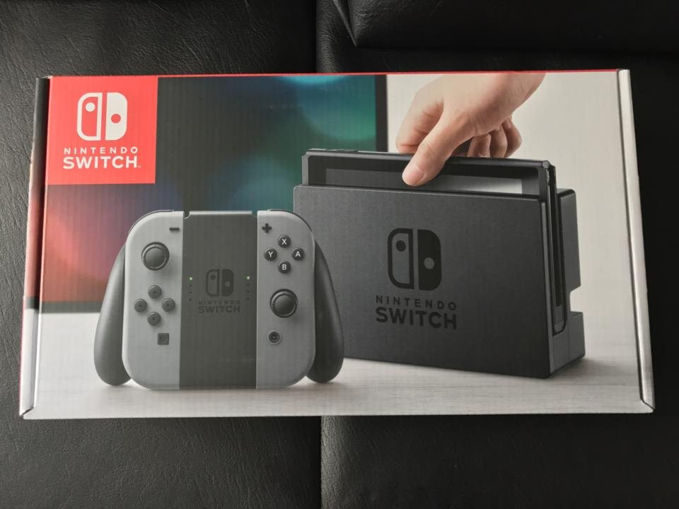 SWITCH (Japan) by Nintendo