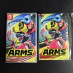 ARMS (Japan) + Amazon.co.jp Stickers by Nintendo