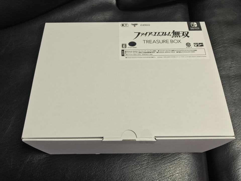 FIRE EMBLEM Muso TREASURE BOX (Japan) by Omega Force