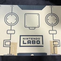 NINTENDO LABO: Toy-Con 02 ROBOT PACK (Japan) by Nintendo