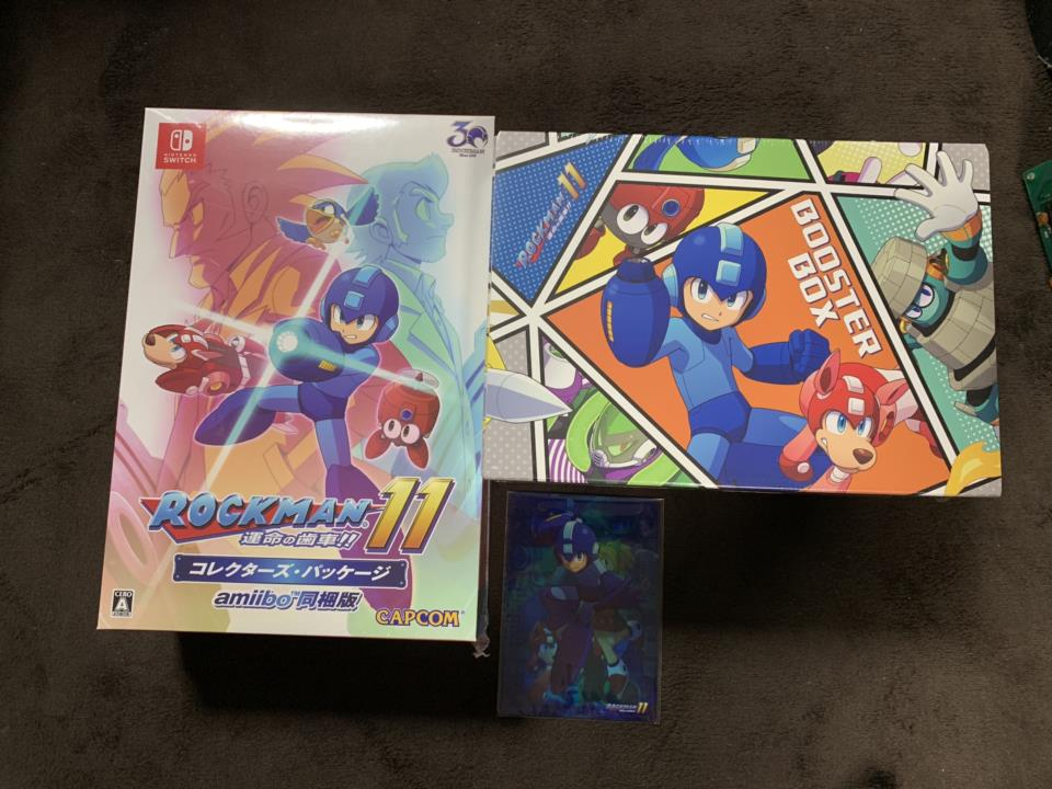 ROCKMAN 11 COMPLETE EDITION (Japan) by CAPCOM
