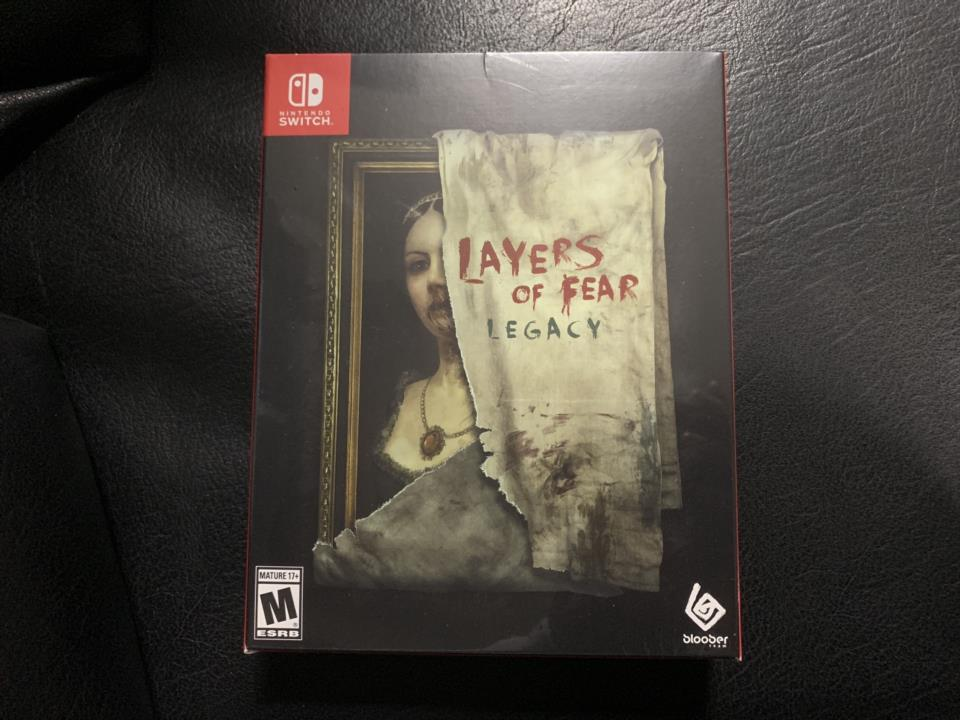 LAYERS OF FEAR: LEGACY (US) by bloober team