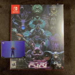 FURI COLLECTOR'S EDITION (US) by The GAME BAKERS