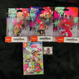 Splatoon 2 amiibo Set (Japan) by Nintendo