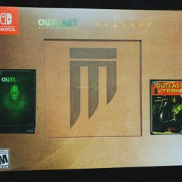 OUTLAST Merkoff Briefcase Edition (US) by Red Barrels