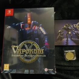 VAPORUM Signature Edition (EU) by FATBOY GAMES/CRYPONIA