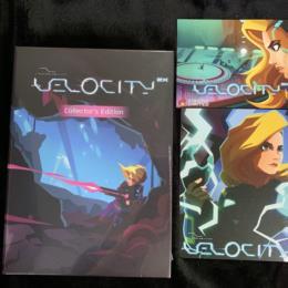 VELOCITY 2X Collector's Edition (EU) by FUTURLAB