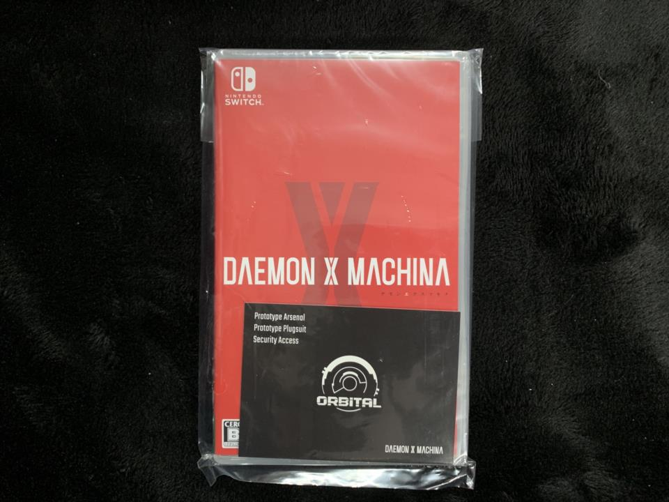DAEMON X MACHINA (Japan) by Marvelous