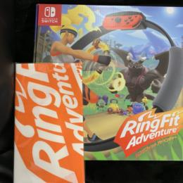 Ring Fit Adventure (Japan) + Amazon.co.jp Towel by Nintendo