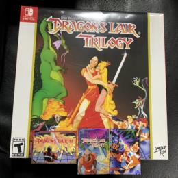 DRAGON'S LAIR TRILOGY CLASSIC EDITION (US) by CINEMATRONICS/DIGITAL Leisure