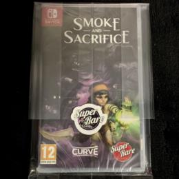 SMOKE AND SACRIFICE (EU) by SOLAR SAIL