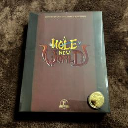 A HOLE NEW WORLD LIMITED COLLECTOR'S EDITION (EU) by MADGEAR GAMES/DOLORES ENTERTAINMENT