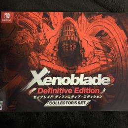 Xenoblade Definitive Edition COLLECTOR'S SET (Japan) by MONOLITHSOFT