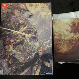 BRIGANDINE Limited Edition (Japan) + GEO Steelbook by MATRIX software