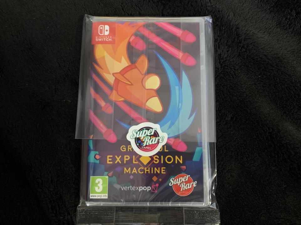 GRATEFUL EXPLOSION MACHINE (Europe) by vertexpop