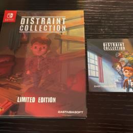 DISTRAINT COLLECTION LIMITED EDITION (Asia) by JESSE MAKKONEN/RATALAIKA GAMES