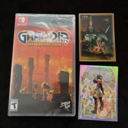 GRANDIA HD COLLECTION (US) by GAME ARTS/SICKHEAD GAMES