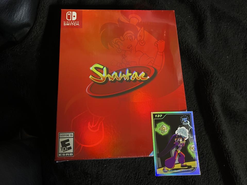 Shantae Collector's Edition (US) by WayForward