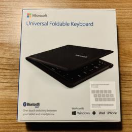 Universal Foldable Keyboard (UK) by Microsoft