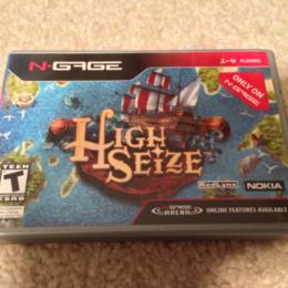 HIGH SEIZE (US) by RedLynx