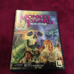 THE SECRET OF MONKEY ISLAND (Japan) by LUCASArts