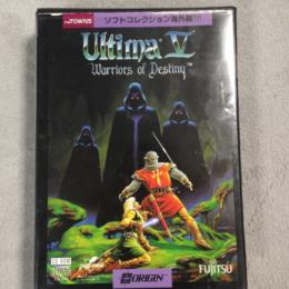 Ultima V (Japan) by ORIGIN