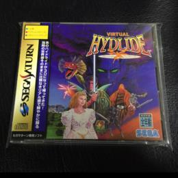 VIRTUAL HYDLIDE (Japan) by T&E Soft