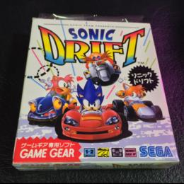 SONIC DRIFT (Japan) by SEGA