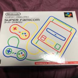 SUPER FAMICOM Nintendo Classic Mini (Japan) by Nintendo