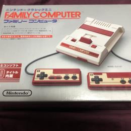 FAMILY COMPUTER Nintendo Classic Mini (Japan) by Nintendo