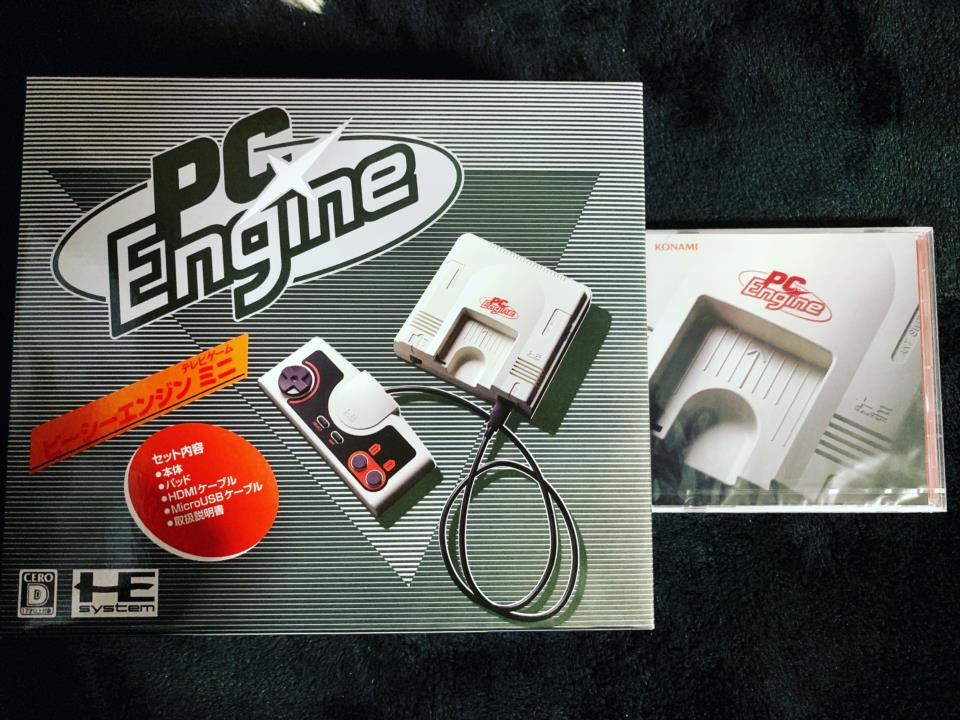 PC Engine mini Amazon.co.jp Prime Day Limited Edition (Japan) by KONAMI/M2