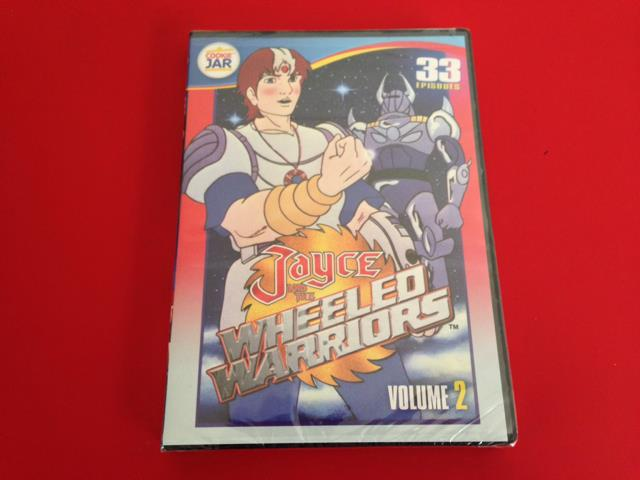 Jayce AND THE WHEELED WARRIORS VOLUME 2 (US)
