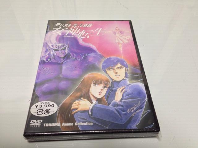 Digital Devil Story (Japan)