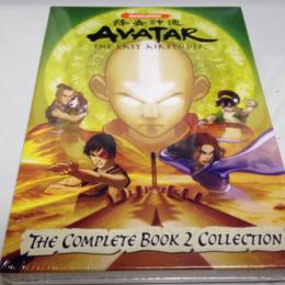 AVATAR THE LAST AIRBENDER THE COMPLETE BOOK 2 COLLECTION (US)