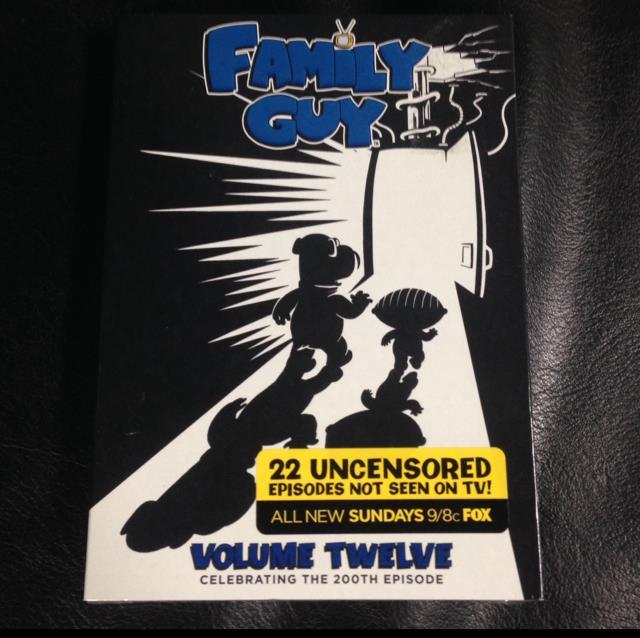 FAMILY GUY VOLUME 12 (US)